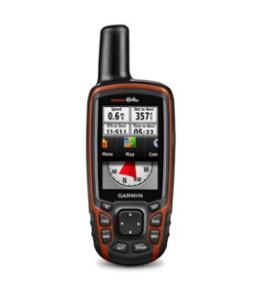 """GARMIN GPSMAP 64S GPS PORTATIL COLOR 2,6 """", ALTIMETRO BAROMETRICO, BRUJULA, VISIBLE AL SOL"""