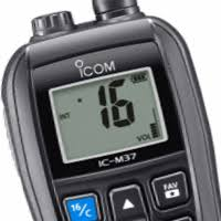 ICOM VHF portatil IC-M37E